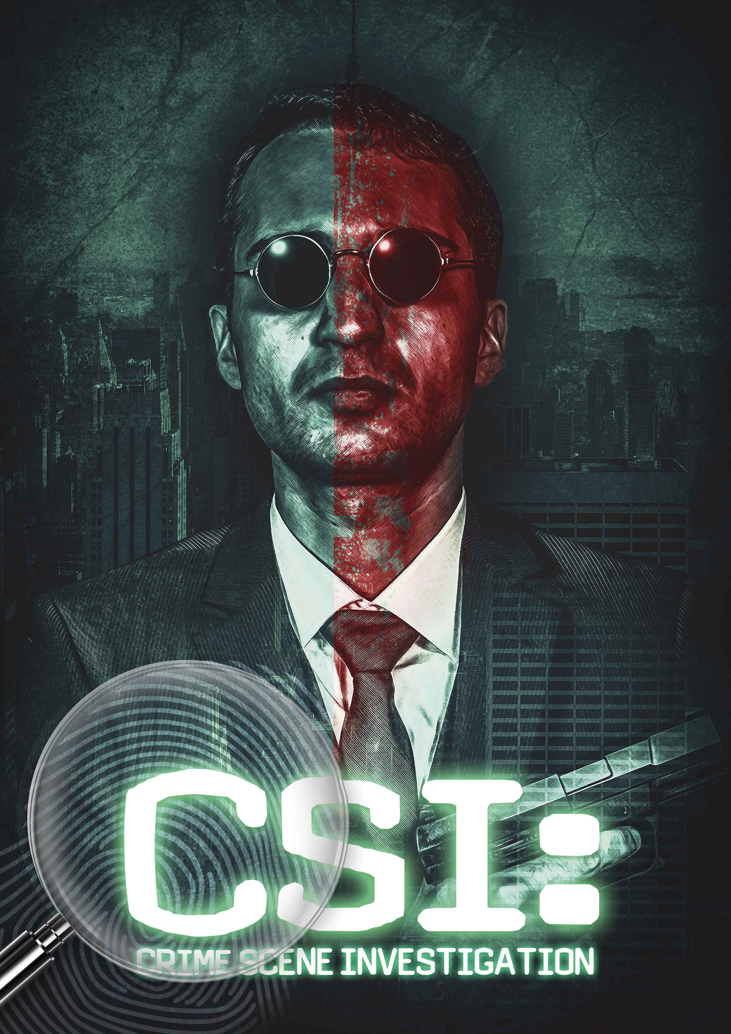 CSI a4 fara prezinta - Franciza